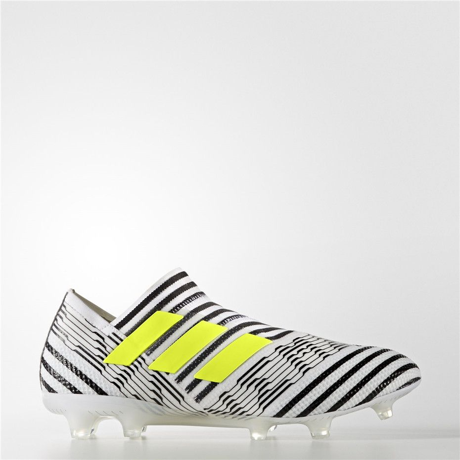 570f2be7d Adidas Nemeziz 17+ 360 Agility Firm Ground Cleats (Running White Ftw /  Electricity / Core Black)