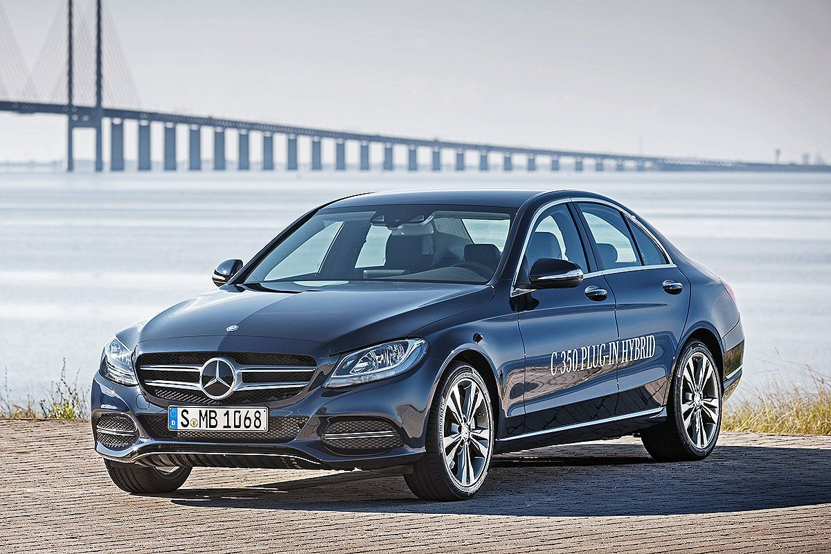 2015 Mercedes-Benz C-Class C350 Plug-In Hybrid