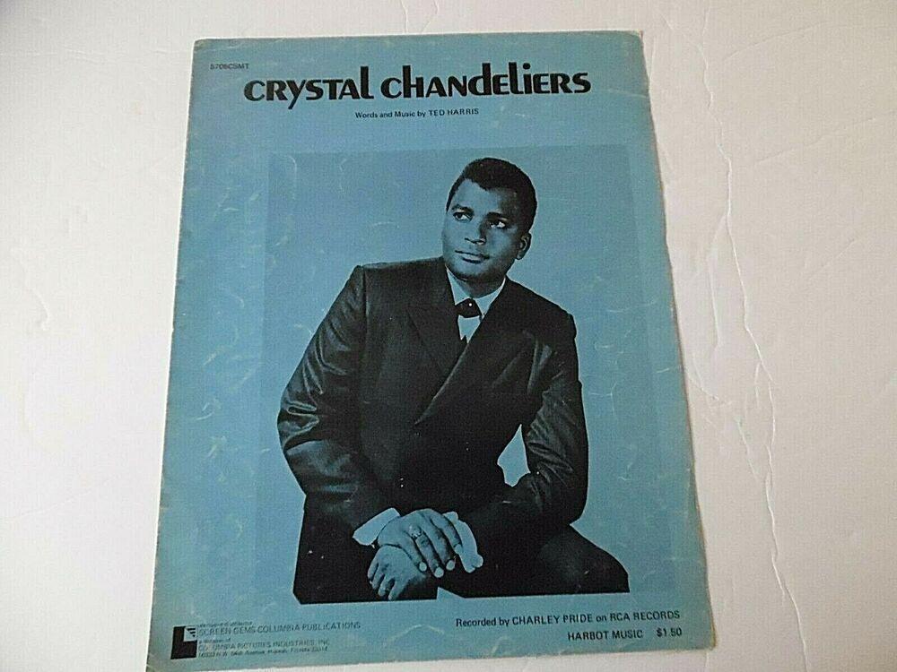 crystal chandeliers by charley pride # 70