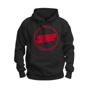 5SOS Derping Logo Hoodie