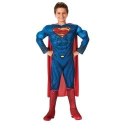 Rubies Costumes Toddler, Man of Steel-Superman Deluxe Medium - product - Product Review