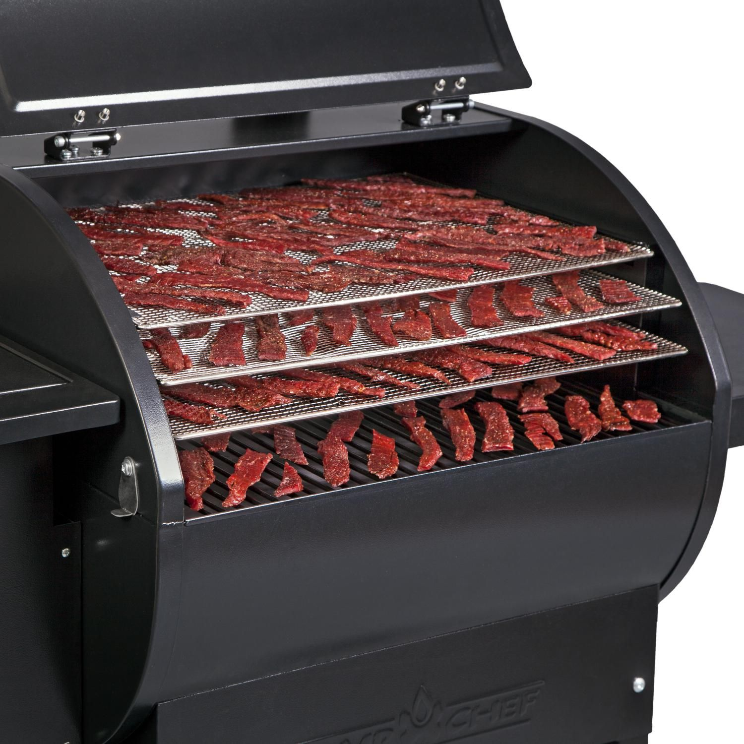Camp Chef 24 Inch Pellet Grill Jerky Rack Pgjerky In 2020 Pellet Grill Grilling Smoked Jerky