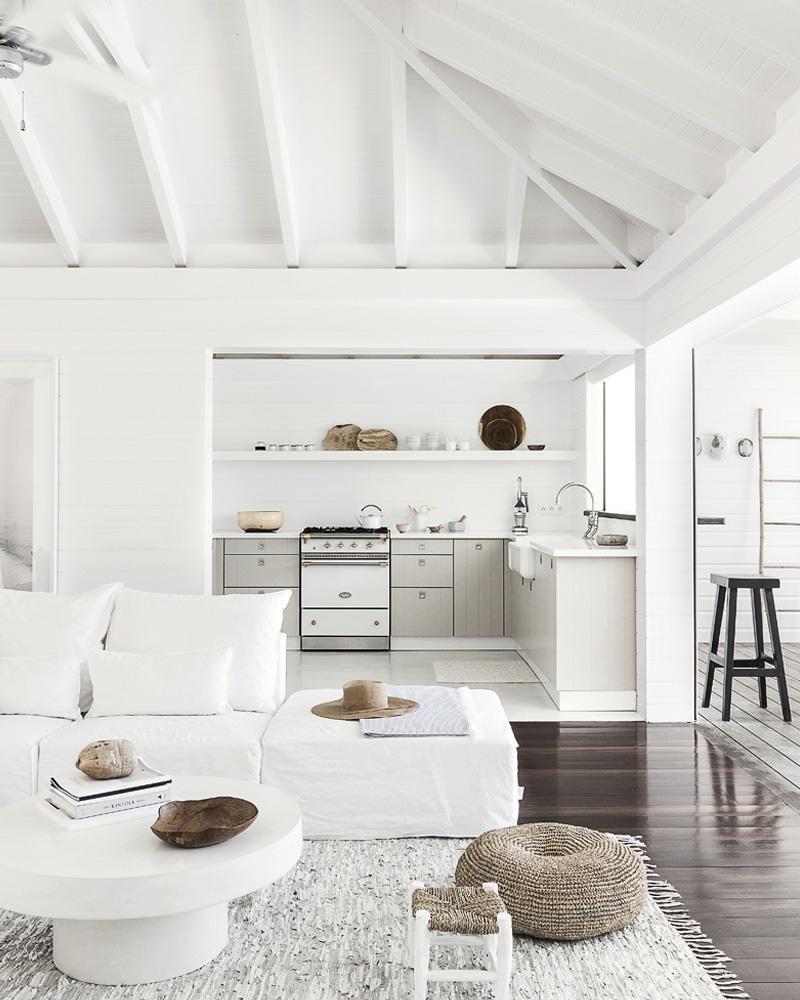 12 Idee Deco Chambre Theme Mer   White home decor, House interior ...