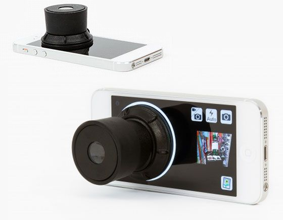 The iPhone Viewfinder.