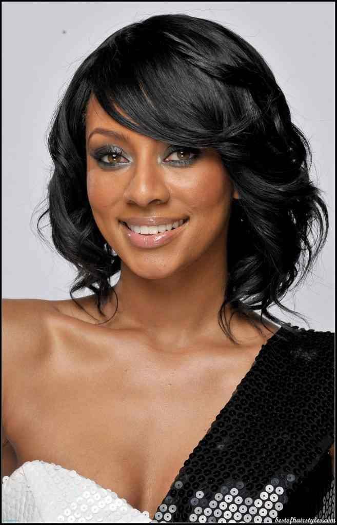 Graduation Hair Idea Soft Curls Black Girl Prom Hairstyles