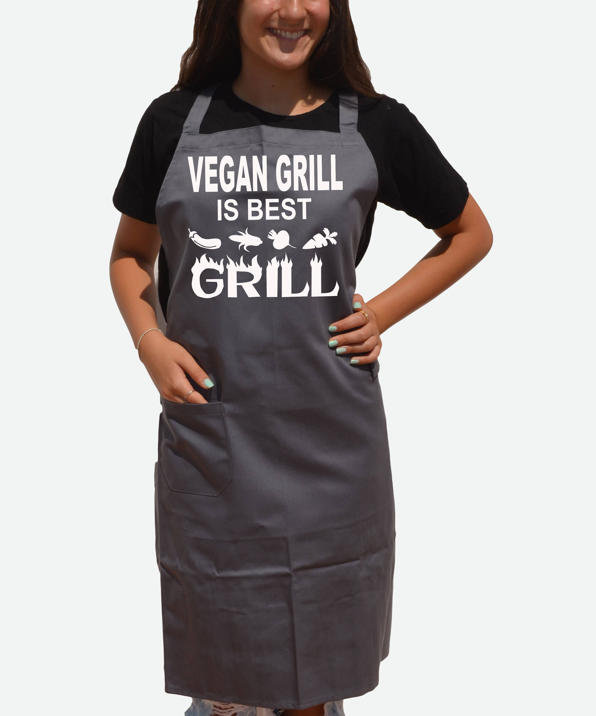 Funny Novelty Apron Kitchen Cooking All Women December