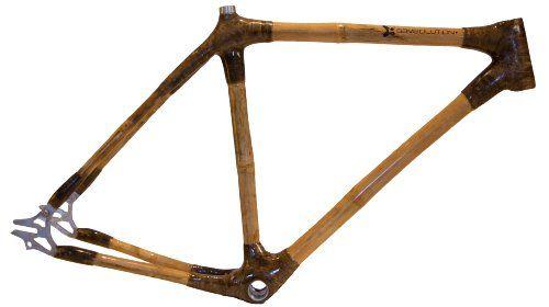 Bambolution Bamboo Bicycle Frame 54 cms on Sale | Bike Shop ...