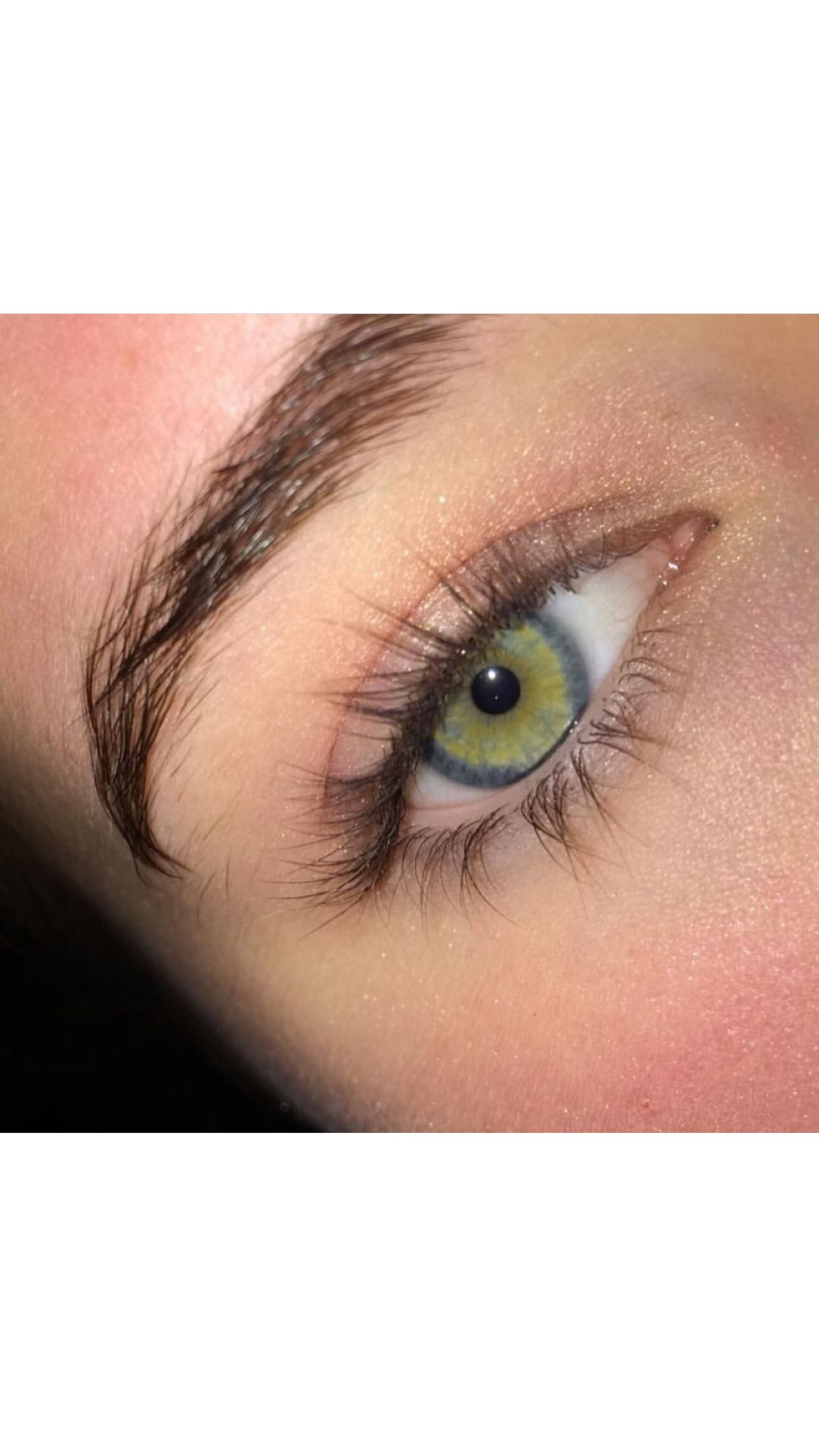 Kolor oczu zielony. Jaki kolor oczu bêdzie mieæ wasze