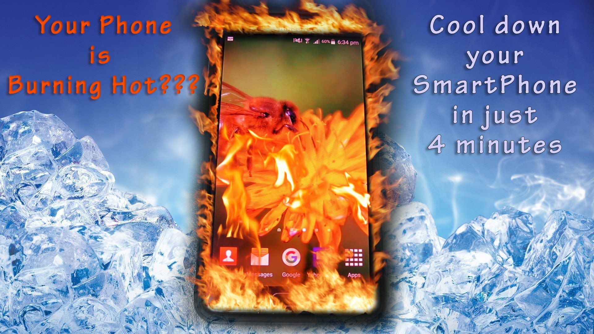 Phone is burning hot fix overheat issue phone fix you hot