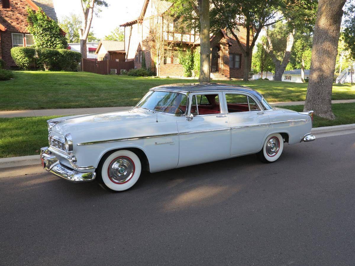1955 Chrysler Windsor Deluxe   Chryslers   Pinterest   Cars and Mopar