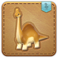 Baby Brachiosaur: Obtained during the instance Diadem