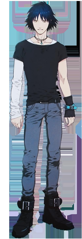 Ren dmmd full body! Ren is my second favorite character in