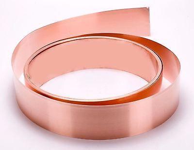Select 0 1mm 0 6mm Thick Copper Sheet Strip Foil Blank Plate Block 40 50mm Copper Sheets Copper Pure Copper