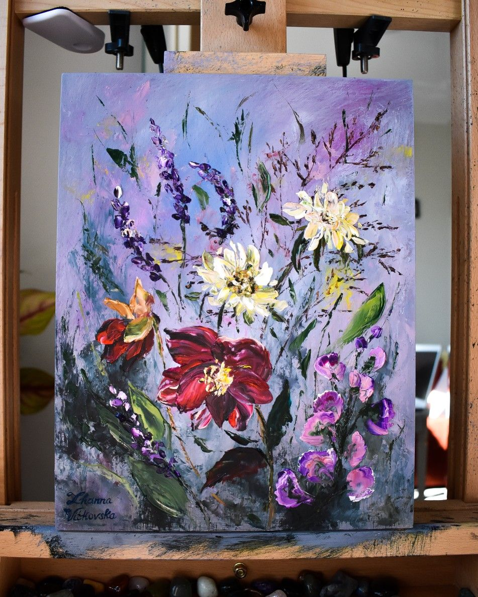 #impastopainting #artist#art_spotlight#instaartwork#paintingsdaily#dailyart#oilart#artlover#oilpaints #artists_worldly #only_women_artists#creativeartiststudio#conterporaryart#impressionistart#art_your_art #arts #painting#floral#fineart#abstractexpressionism #art_spotlight#artistsoninstagram#instaart #instaartwork#artists#painting#paintingsdaily #dailyart#oi
