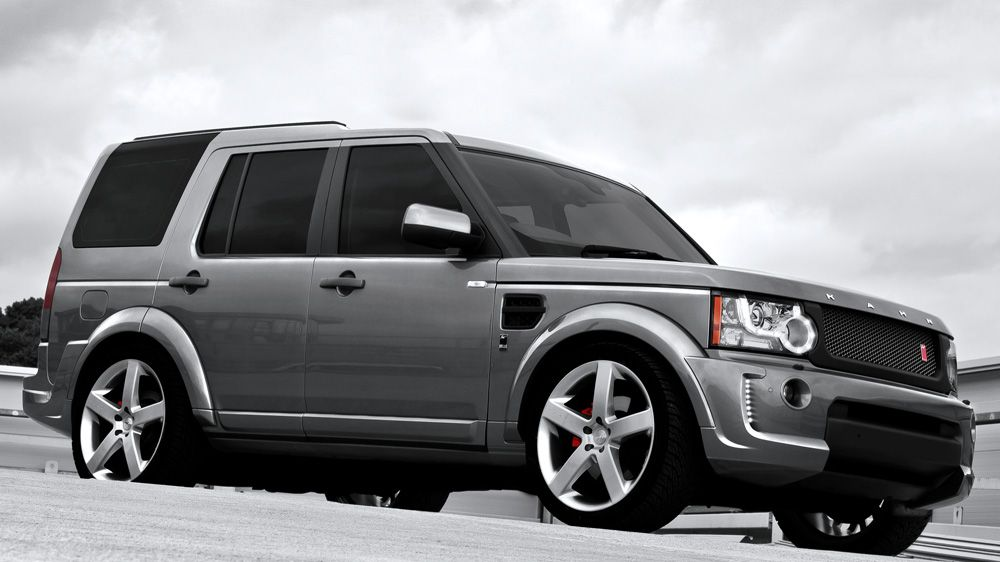 The RS (Discovery) for Land Rover Discovery 2009 2013 by