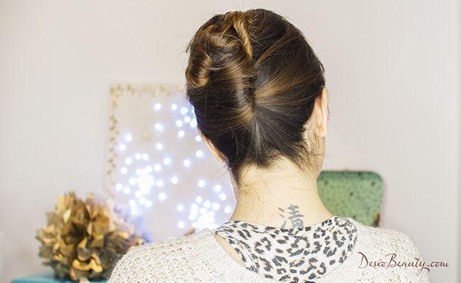 Peinados para fiesta paso a paso muy fáciles!