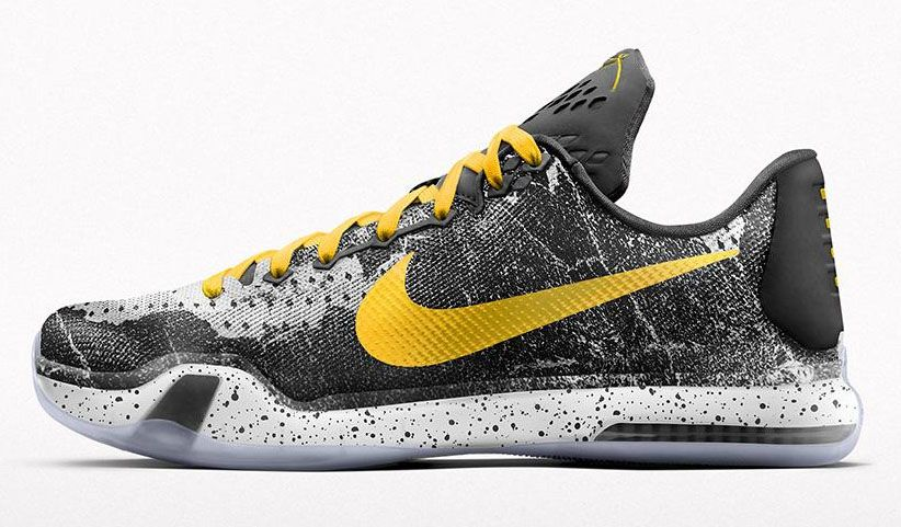 huge selection of eef01 2134f Nike iD Kobe 10 Pain Graphic   Sole Collector