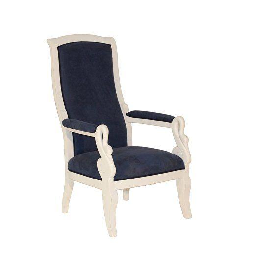 Ohrensessel Schwan Landhausmöbel Stilmöbel Sessel 390,00 Euro auf Amazon.de