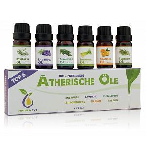Aromatherapie für die Haare: Traumhaar dank ätherischen Ölen