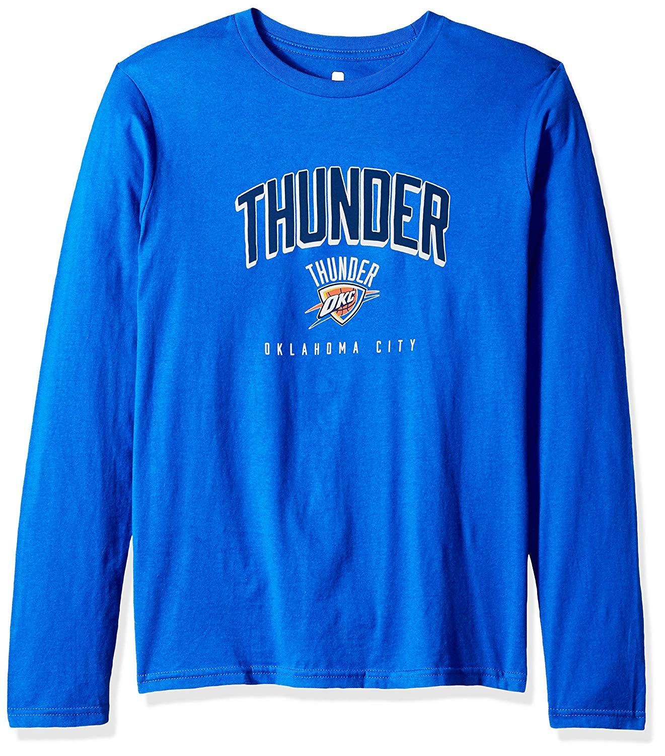 NBA by Outerstuff NBA Youth Boys Free Throw Long Sleeve Fashion Tee