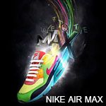 Nike Air Max running shoes