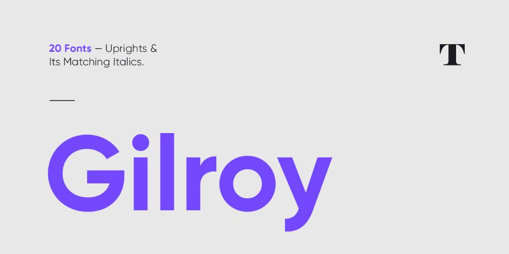 Download tag:modern « MyFonts | Gilroy font, Myfonts, Gilroy