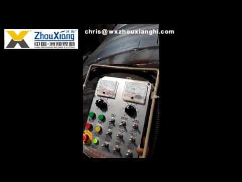 Wuxi Zhouxiang Welding column and boom/welding manipulator, welding rotator