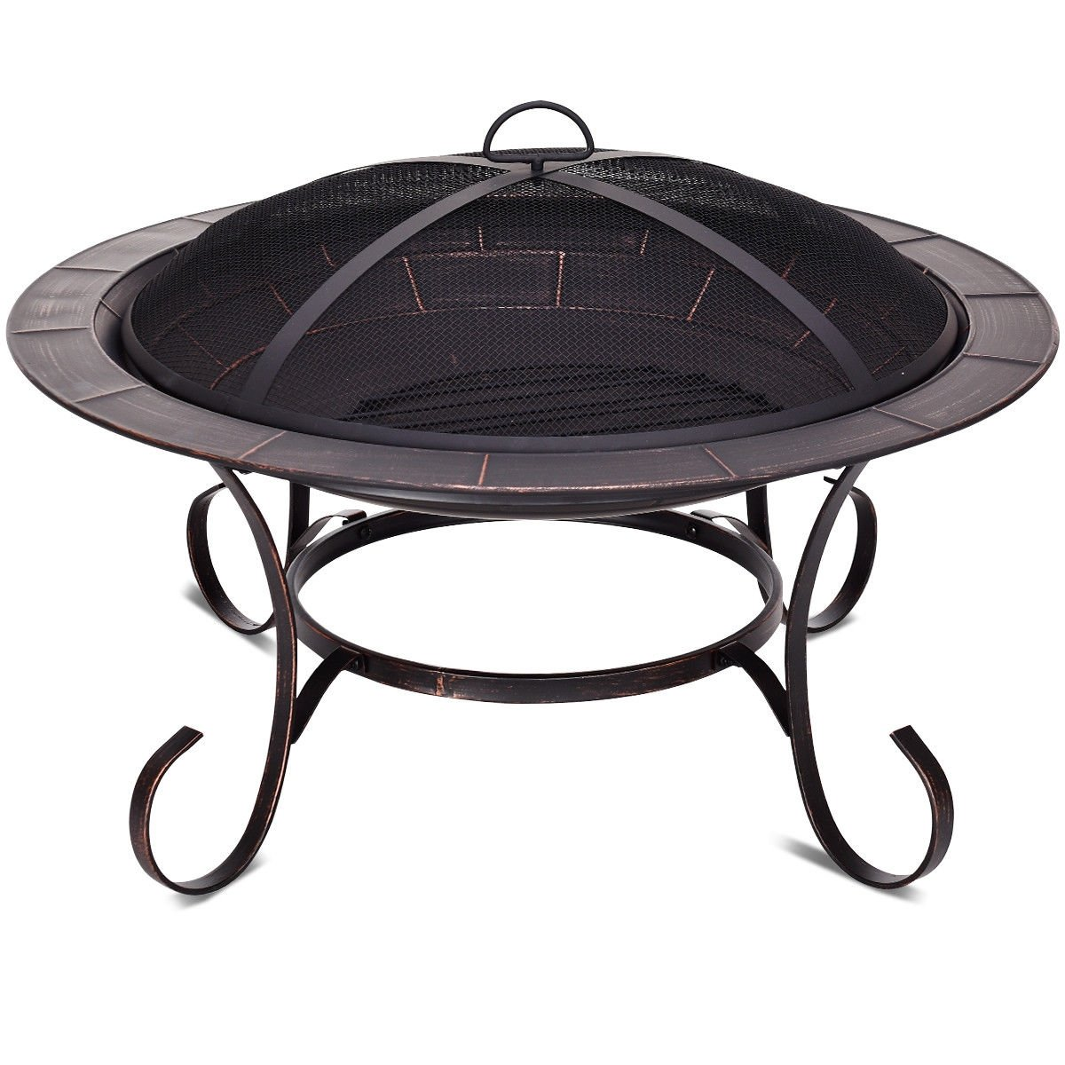 30 outdoor fire pit bbq camping firepit heater fire pit