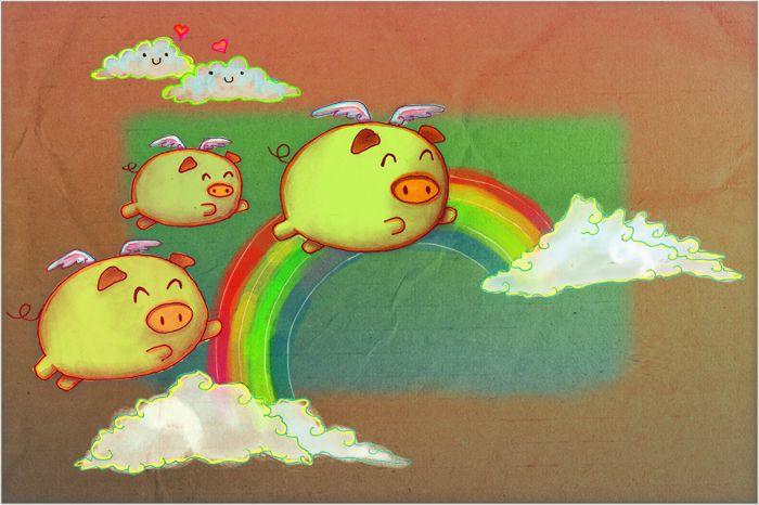 Chanchos Voladores by Katazap