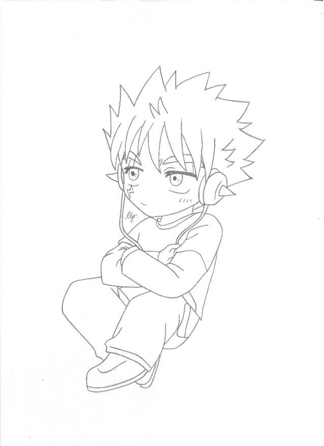 Fairy Tail Drawings Chibi | LineArt: Fairy Tail | Pinterest