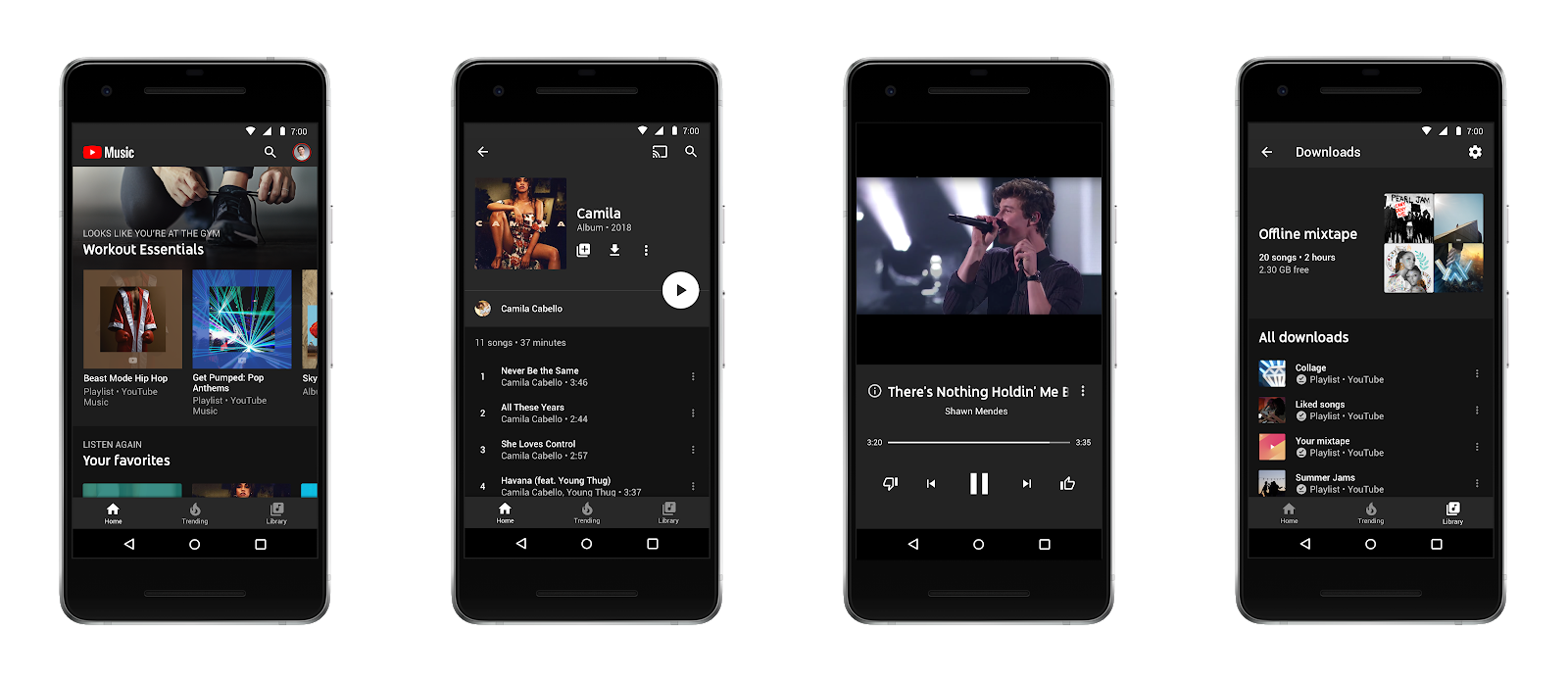 YouTube Music a new music streaming service is coming soon