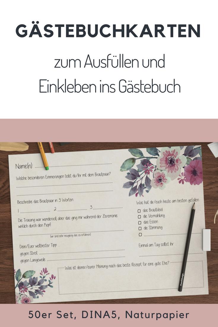 Gastebuch Hochzeit Mit Fragen Zum Ausfullen In 2020 Gastebuch Hochzeit Mit Fragen Gaste Buch Hochzeit Gastebuch Hochzeit