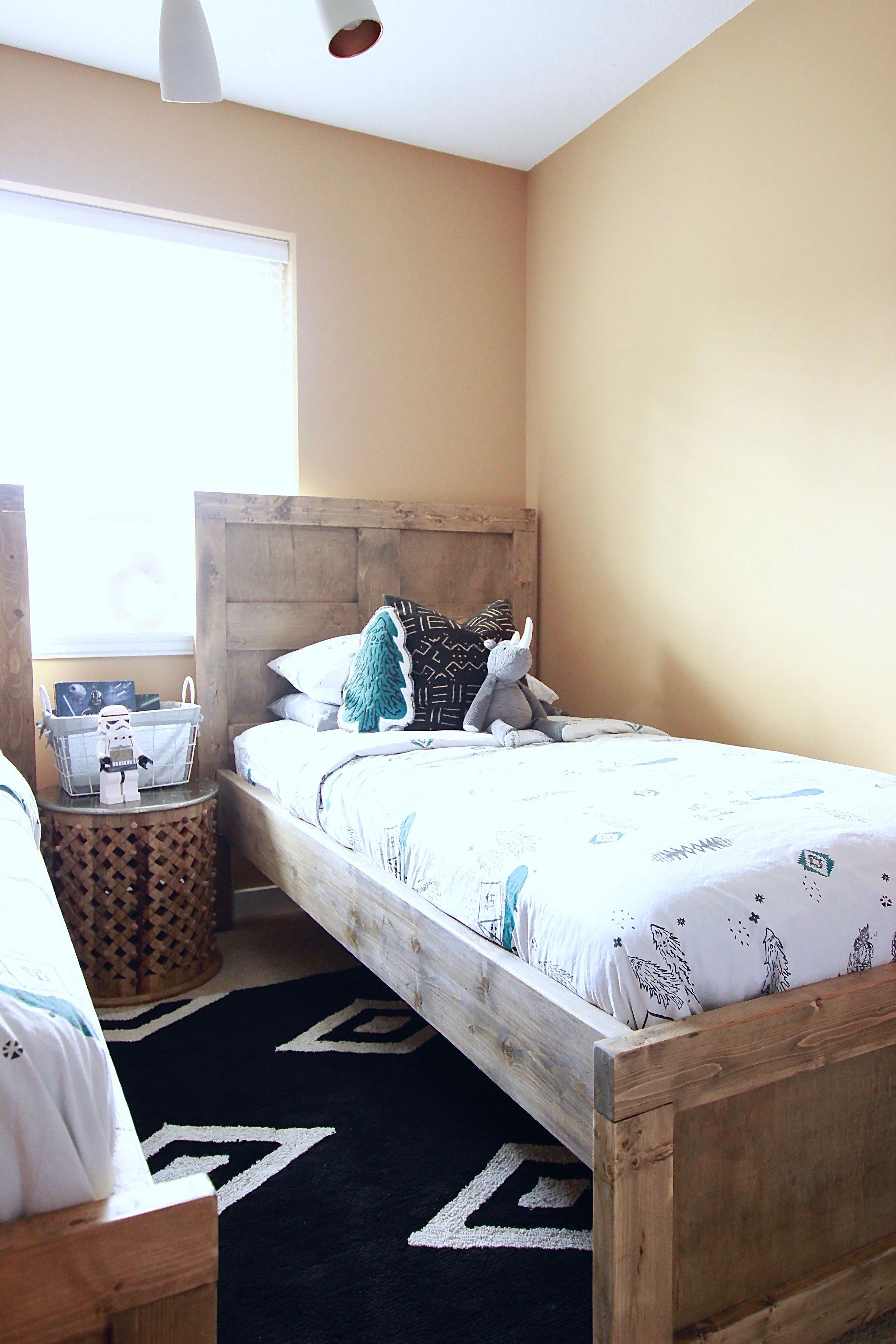 [ DIY ] Pottery Barn Twin Beds Bed, Home decor, Pottery barn