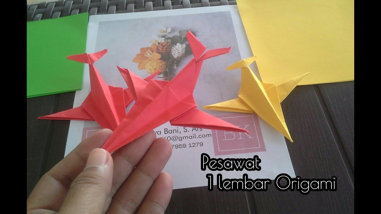 Pin On Origami
