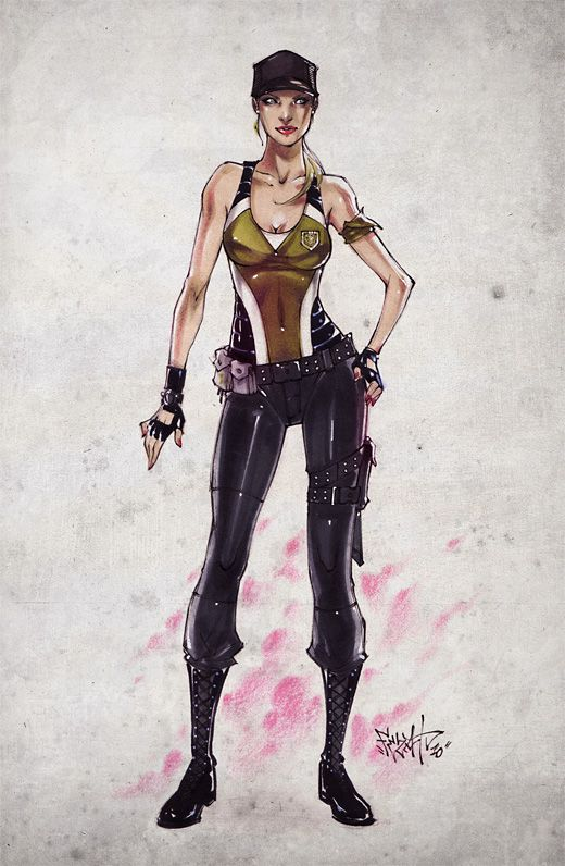 Mortal Kombat - Sonya by ~Fezat1 on deviantART | * Games ...