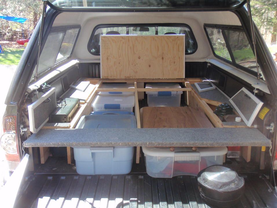 Show off your camper tops Truck bed camping, Camper