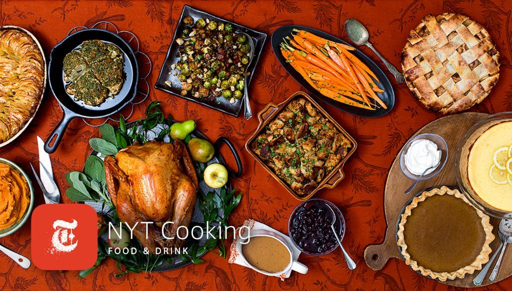 Bring on the holiday parties! The nytimes Cooking app is all the prep we need. https://t.co/p72UZaWWGl http://pic.twitter.com/sNt5U0vctk   App Mobile New (@AppMobile4u) October 29 2016