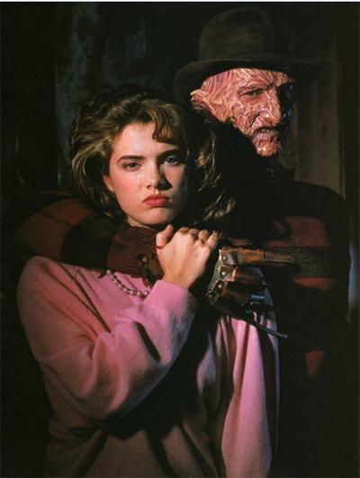 Nancy Nightmare On Elm Street With Images Horror Films