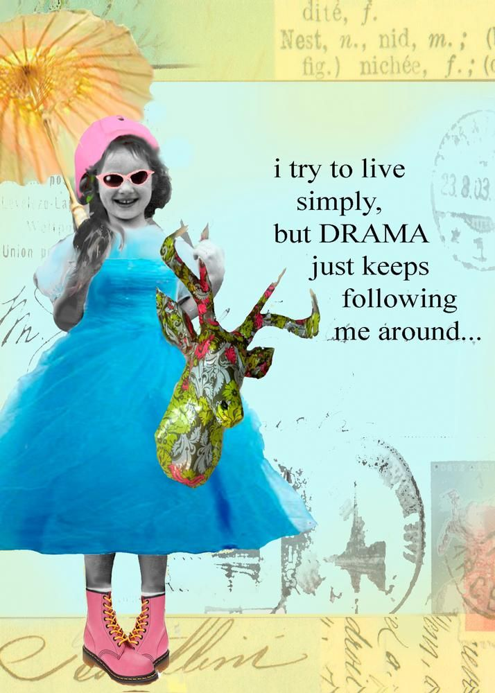 Simply Live....DRAMA