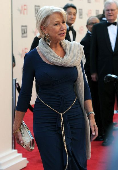 Helen Mirren Photo - 39th AFI Life Achievement Award Honoring Morgan Freeman - Arrivals Enjoy all aspects of life at every age!  Love, Live and travel!  Femscape Sojourns.