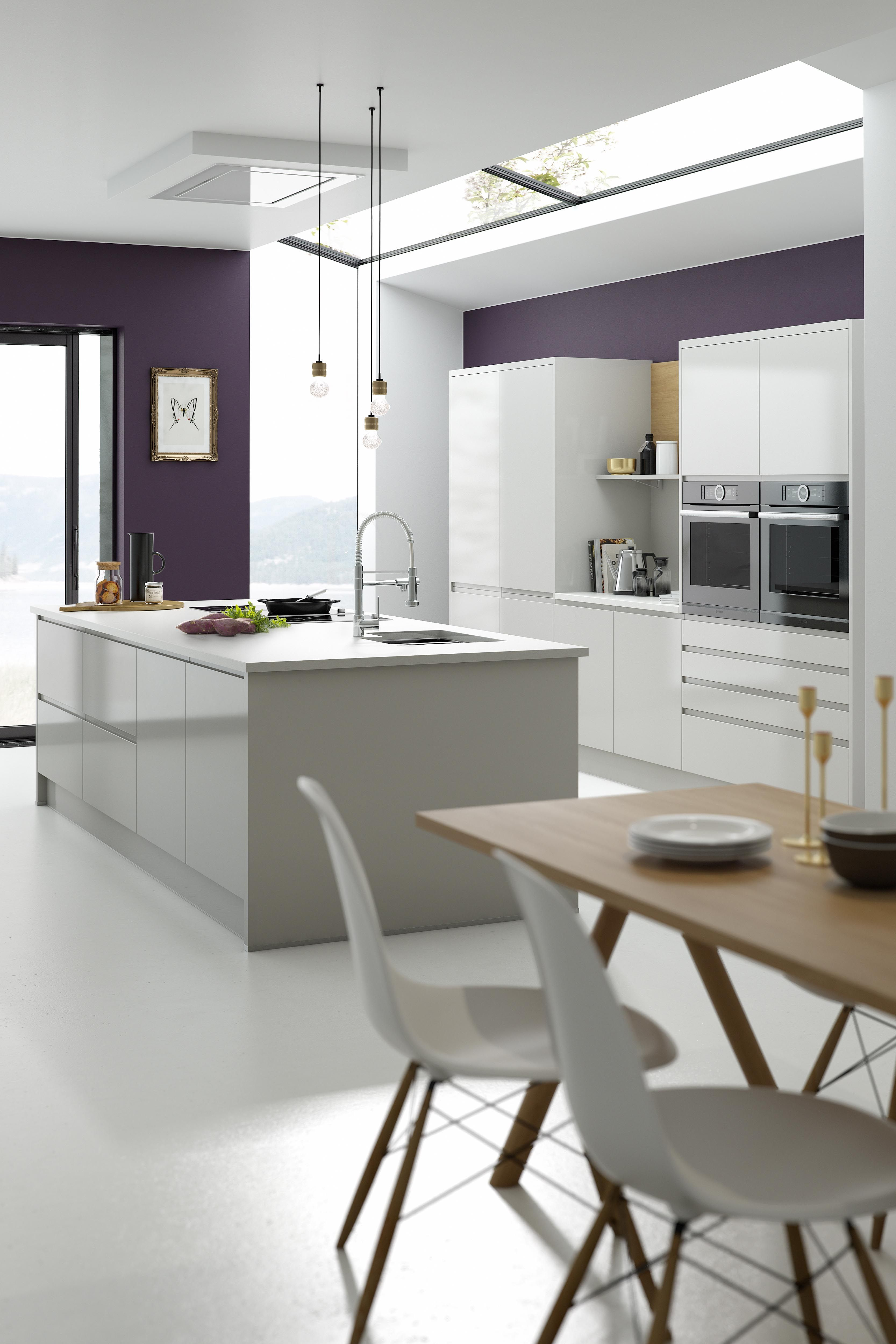 10 ultra modern kitchen design ideas Modern kitchen
