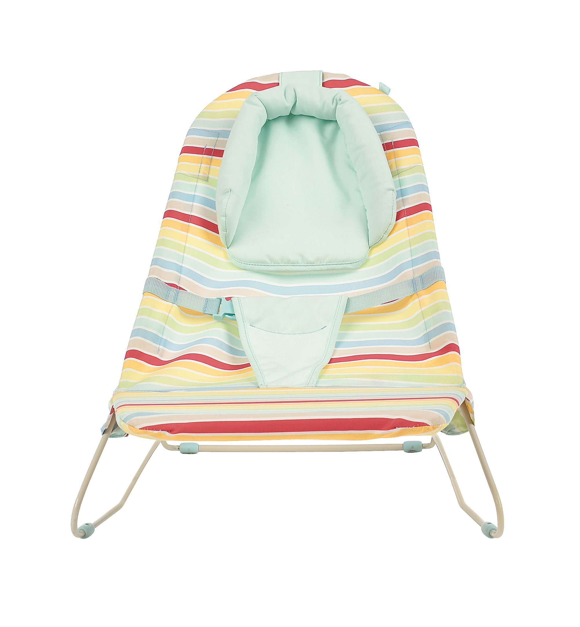 Mothercare Bright Stripes Bouncer