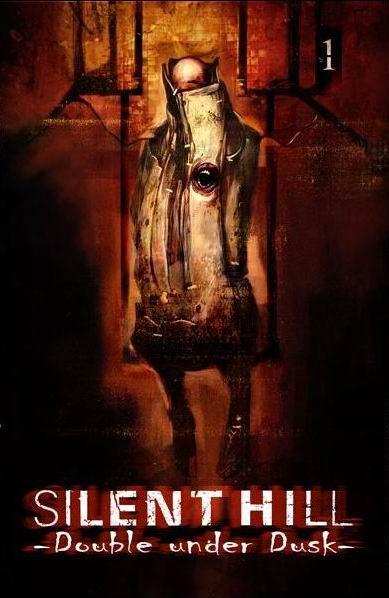 Silent Hill Double Under Dusk Silent Hill Memories Silent Hill Dusk Cover Art
