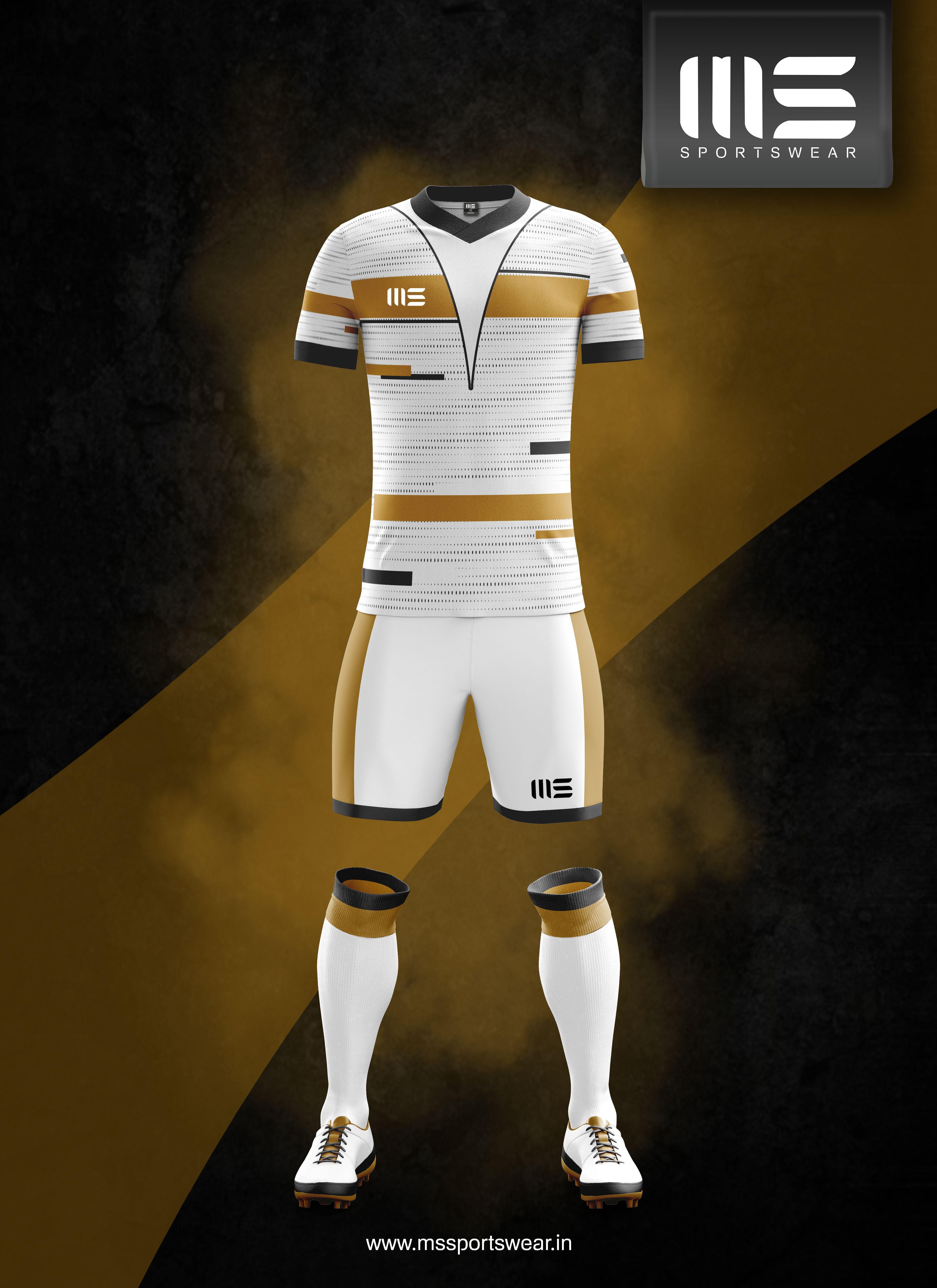 MS SPORTSWEAR DESIGNS   Camisas de futebol, Uniformes