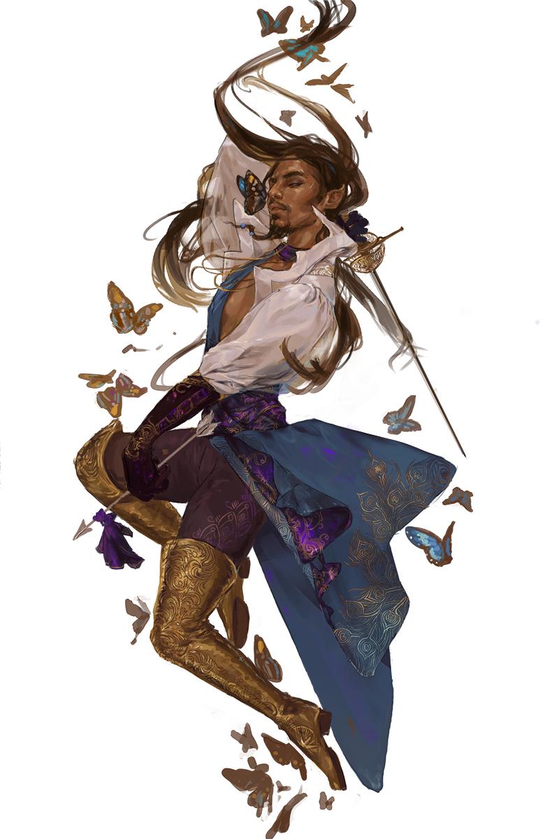 Female Tiefling Warlock Names