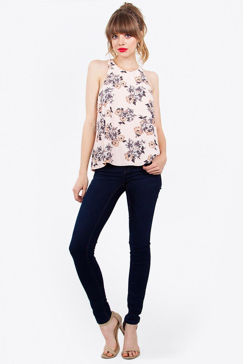 Eugenia Floral Top