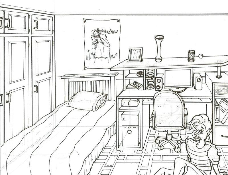 interior design bedroom drawing photo 3 of interior design
