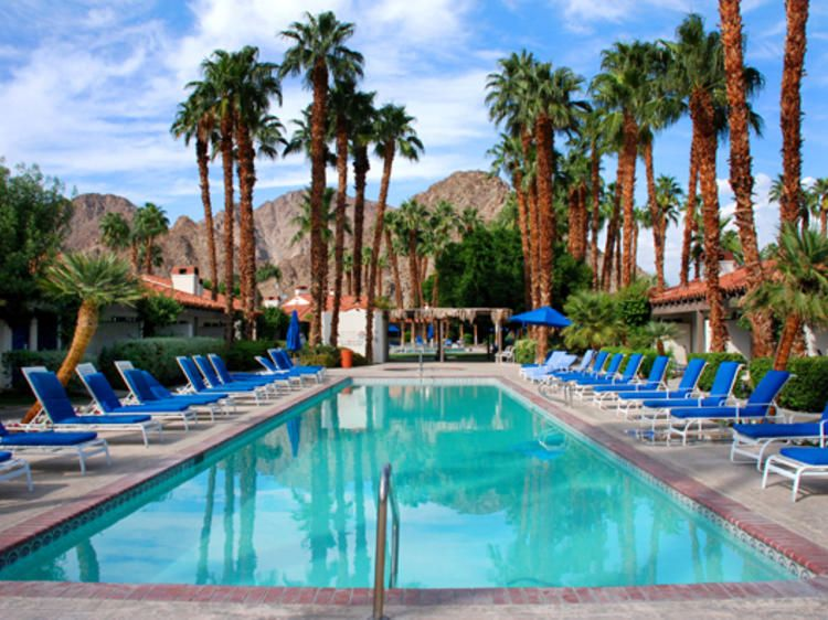 Pretty In Pink Palm Springs Acme House Company Laura Lily Travel