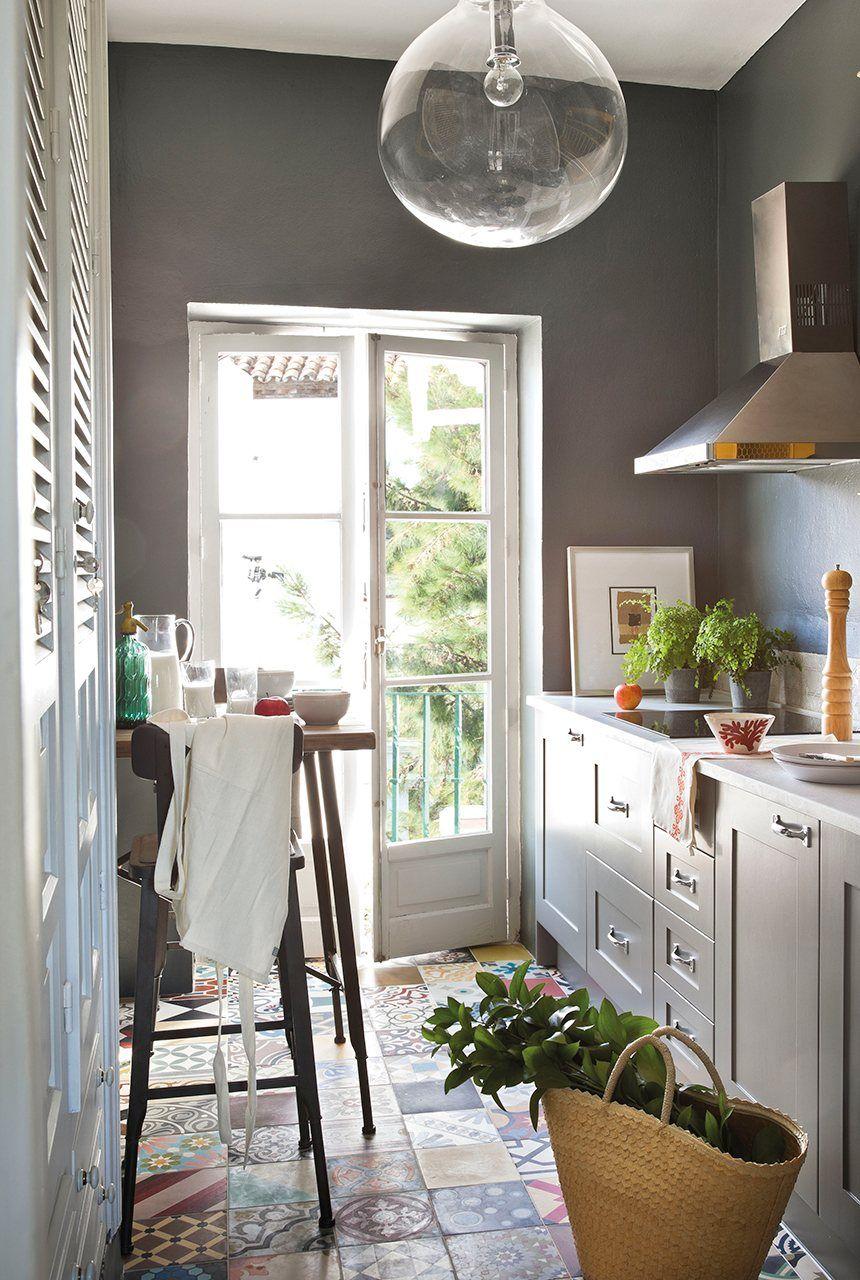 Redecora tu cocina! Ideas para el campo y la ciudad · ElMueble.com ...