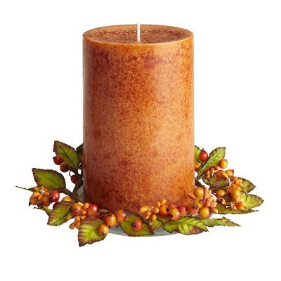 Spiced Cake Candle Set 4x6 Flavor Of The Month Pier 1